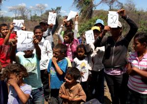 Hygiene Kit Distribution Project, Granada - Feature