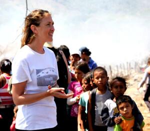 Hygiene Kit Distribution Project, Granada