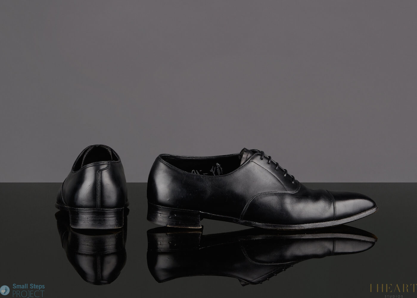 In 2014, Colin donated the shoes he wore as his character in his movie Kingsman: The Secret Service