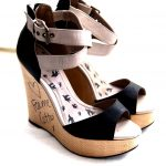 Fearne's wedges donated in 2012