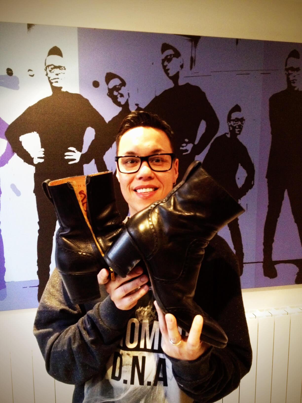 GokWanSmallStepsWithShoes1