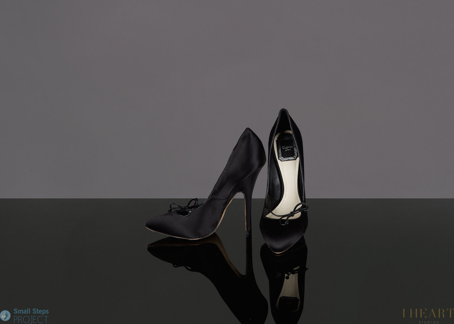 You can place your bid to be in with the chance of owning Natalie's shoes from the 2nd November.