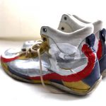 Ronnie's 2012 shoes