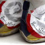 Ronnie's 2012 shoe donation