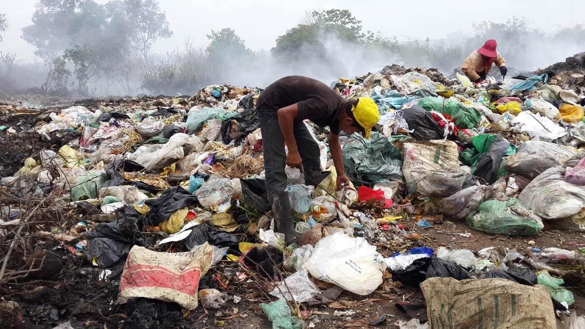 Takhmao dump
