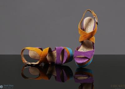 Kelly Osbourne's Aldo shoes