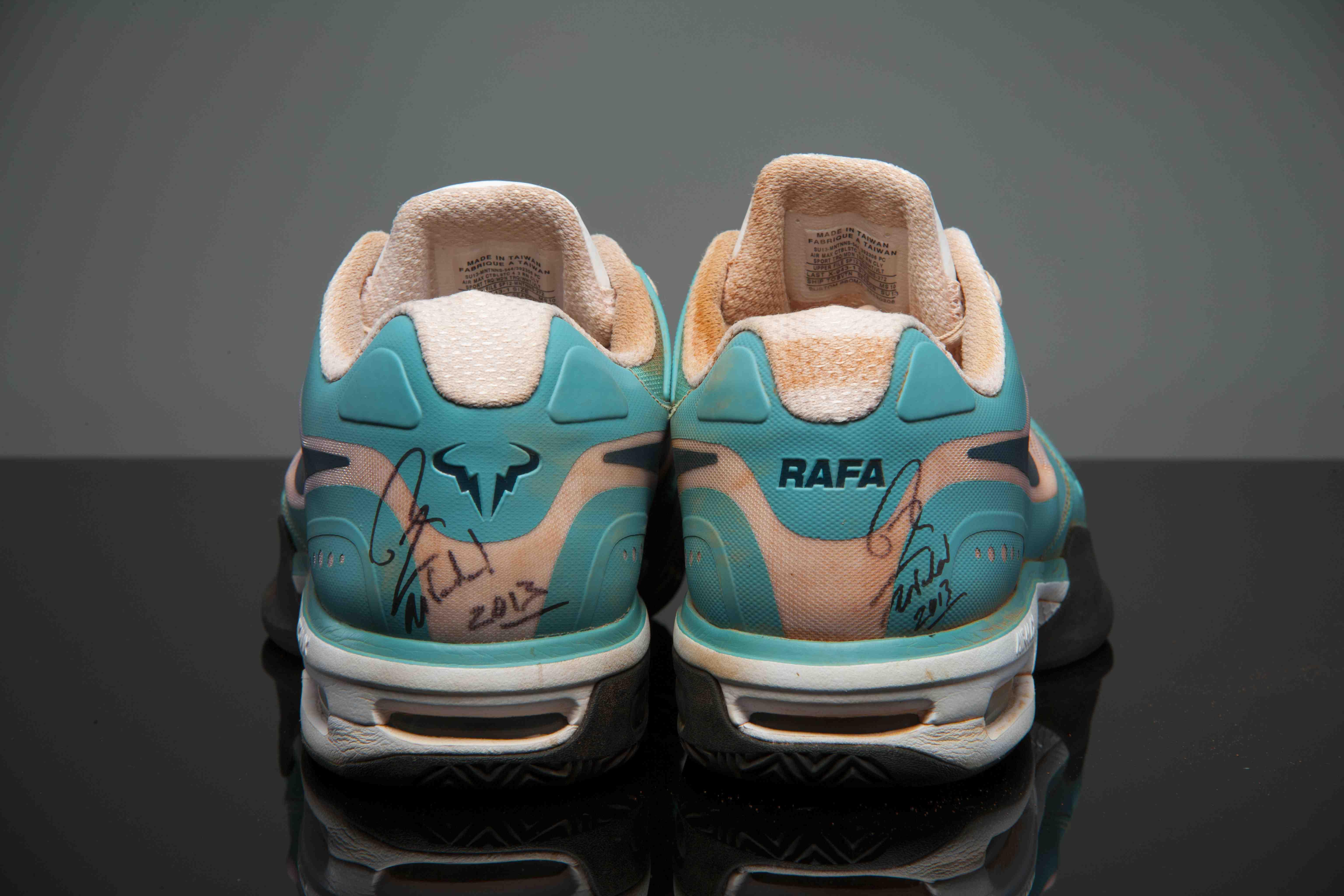 Rafael Nadal - Small Steps Project bf0f5a2f655