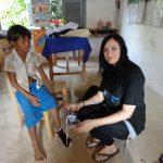 siem reap shoe distribution017