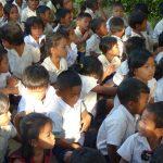 siem reap shoe distribution029
