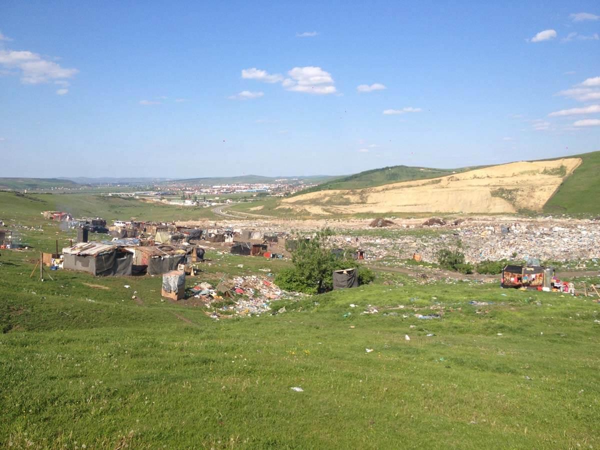 Pata Rat dump near Cluj, Romania