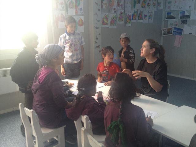 Amy-Teaching-centre