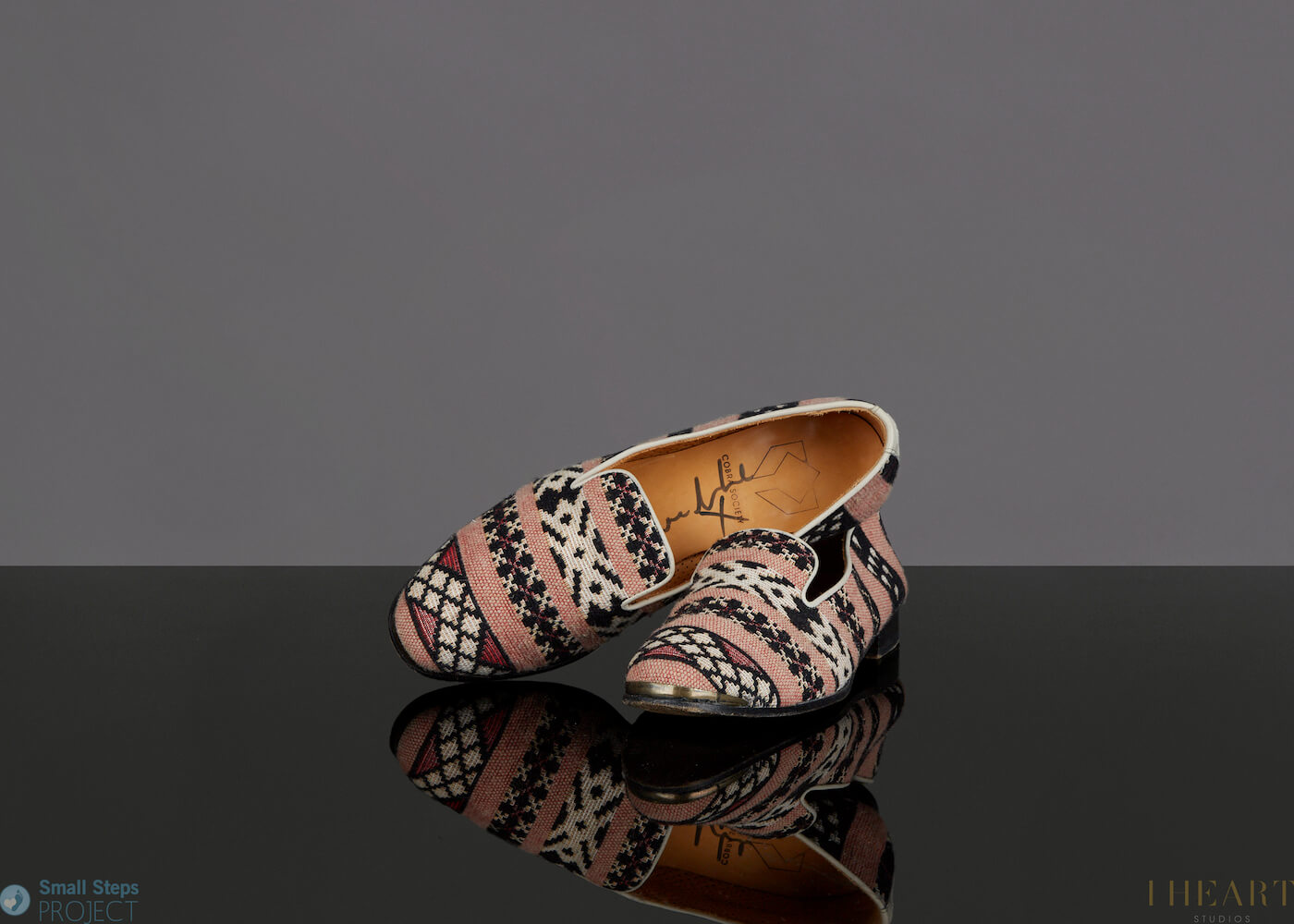 Sienna Miller's shoe donation from 2014