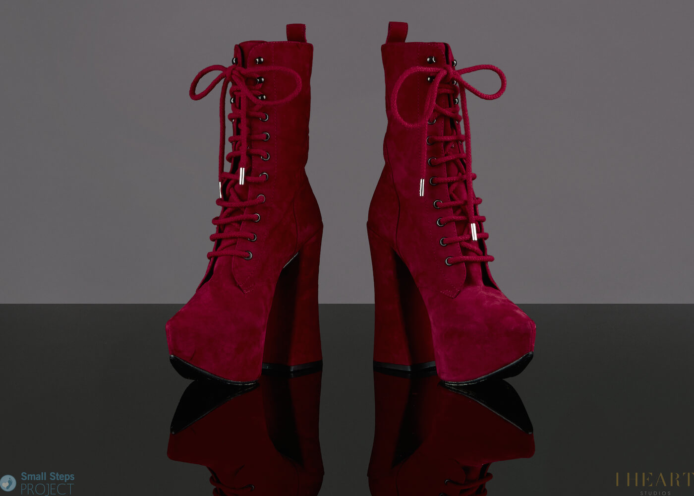 2014 Vivienne donated a pair of boots from her AW 13/14 collection, and they are a size 39.