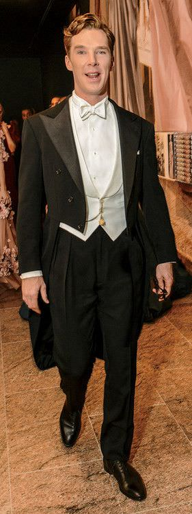 Benedict Cumberbatch 2015 - Wearing Edward Green shoes