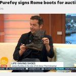 James Purefoy ITV