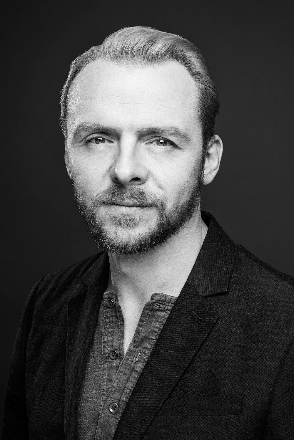 Simon Pegg - 2016