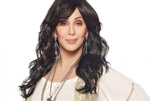 Cher headshot