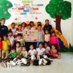 Office Donates Shoes To Our Cambodia Project