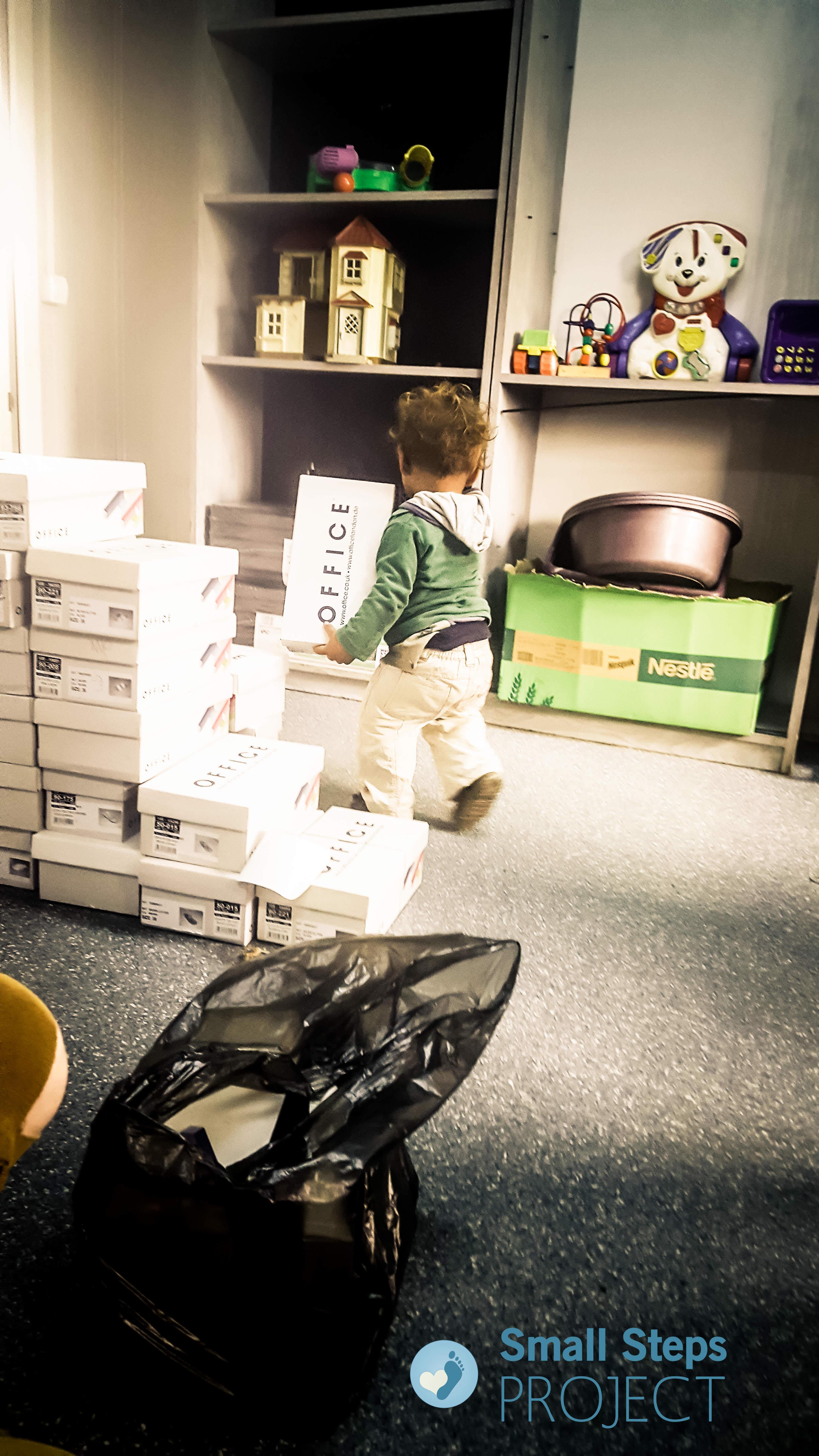 SSP office distribution