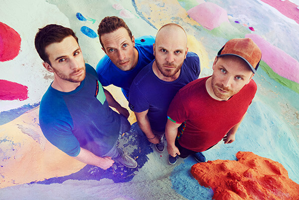 Coldplay - 2016