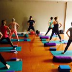 Foot- based yoga fundraising workshop
